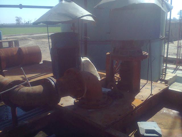 ACT pump motors
