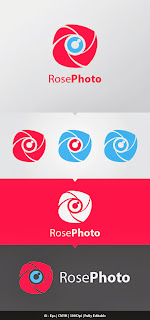 RosePhoto Logo Template