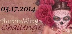 AuroraWings Challenge Blogspot