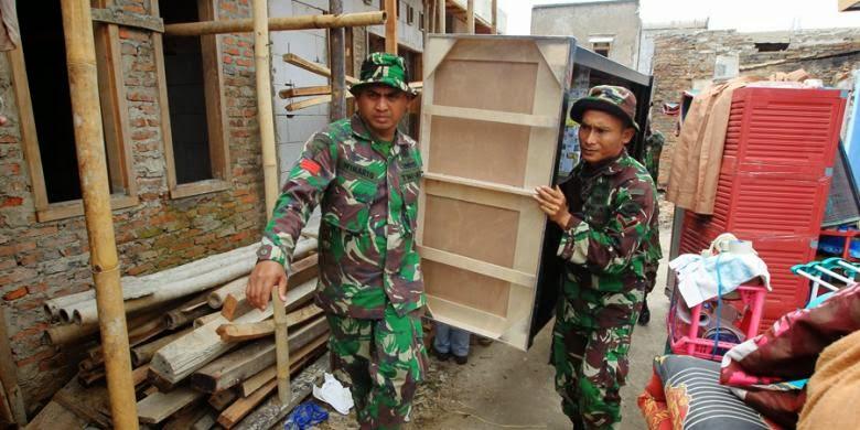 Kodam Jaya Bangun Asrama Modern untuk Prajurit di Kompleks Siliwangi