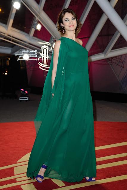 "Actress, Model, @ Olga Kurylenko 15th Marrakesh FF Closing Ceremony ""Almost See Through"""