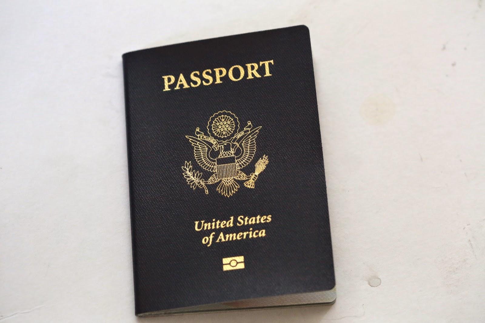 Best way to get a passport photo
