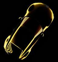 Kia GT4 Stinger Concept (2014 Rendering) Top