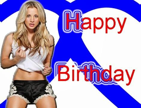 Happy Greetings Congrats April 2014 – Big Bang Theory Birthday Card