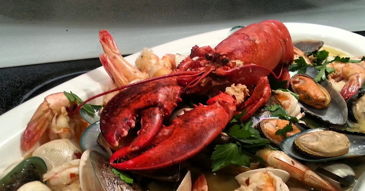 Cooking with Madame Sara: Butter & Wine Poached Lobster Tails