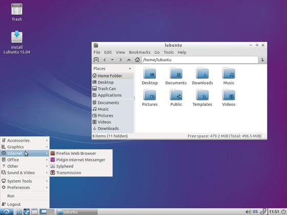 Lubuntu pode dar vida nova para PCs antigos