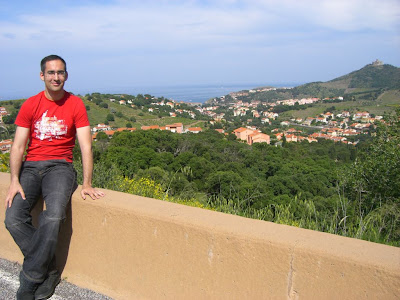 Overview of Collioure
