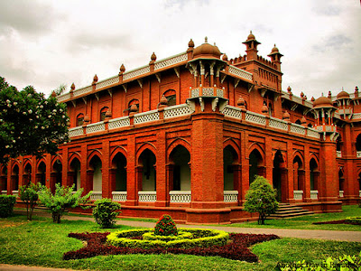 Curzon Hall, Dhaka University, Dhaka