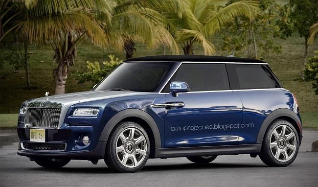 Rolls-Royce sẽ không sản xuất xe cỡ nhỏ