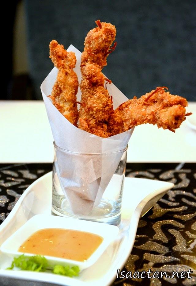 #3 Coconut Chicken Strip - RM15