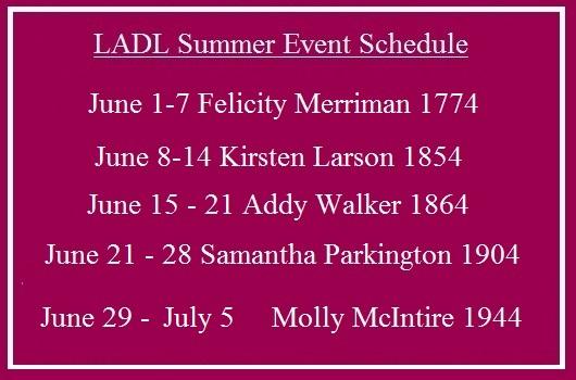 LADL Summer Event