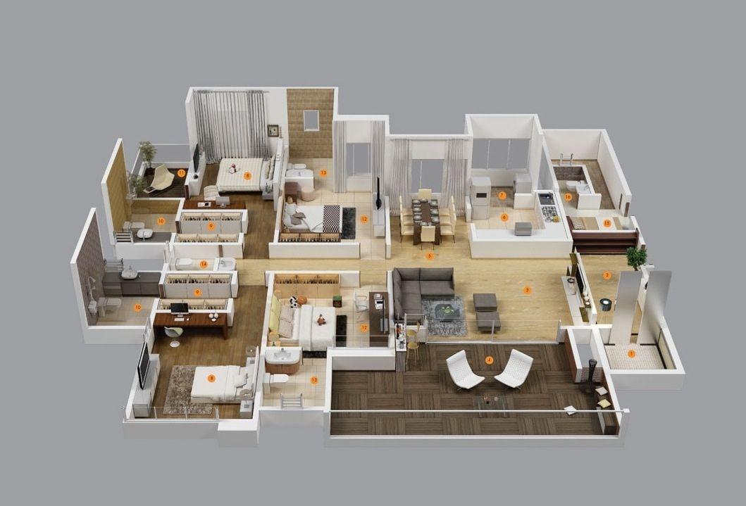 7 Bedroom House Plans   carpetcleaningvirginia.com