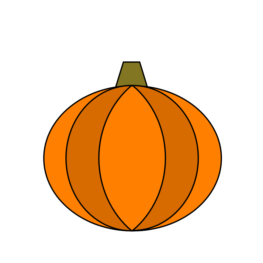 vintage pumpkin clip art - photo #42