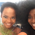 Y'all won't believe who this person with photographer, TY Bello, is..