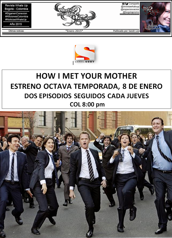 Estrteno-NT-How-i-Met-Your-Mother-Canal-Sony