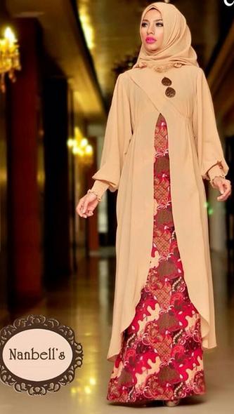Foto Model Kebaya Hijab Modern Terkini