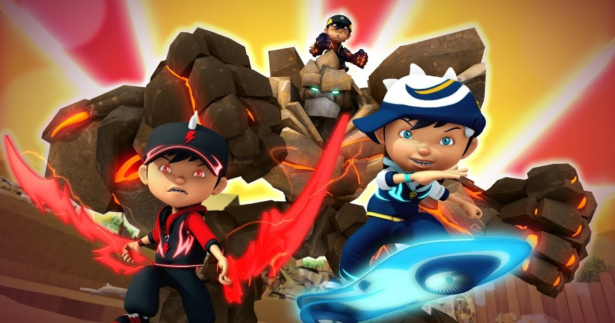 BoBoiBoy Galaxy - Boboiboy Wiki - FANDOM powered