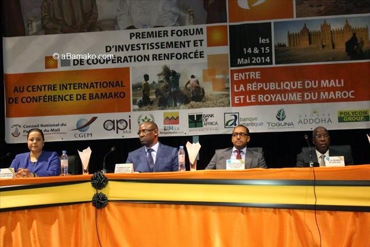 Mali-Maroc: Signature d'un protocole de partenariat dans le domaine minier