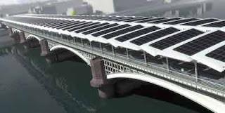 puente solar londres