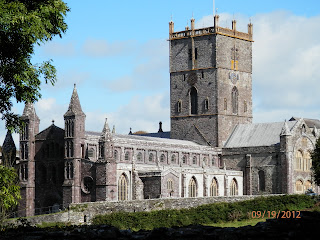 St Davids Cathedral Copyright 2012 Kaliani Devinne