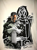 Marvel - Punisher shirt (NEW+ORIGINAL)
