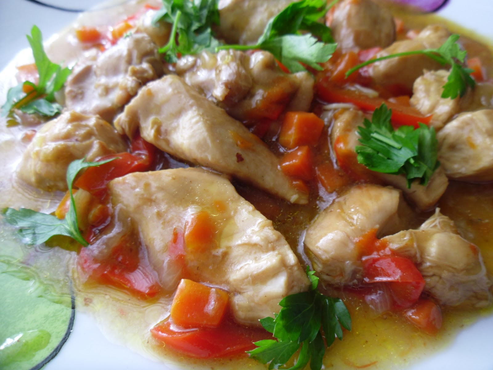 Филе курицы в кисло сладком соусе по-китайски рецепт пошагово