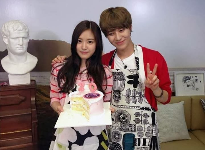 taemin and naeun dating rumors