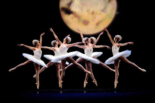 swan lake dance ballet wallpaper