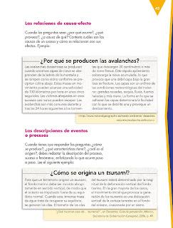 Apoyo Primaria Español 5to grado Bloque II lección 4 Buscar información en diversas fuentes para escribir un texto expositivo