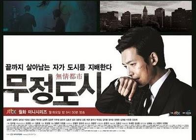 Biodata Pemain Drama Korea Cruel City
