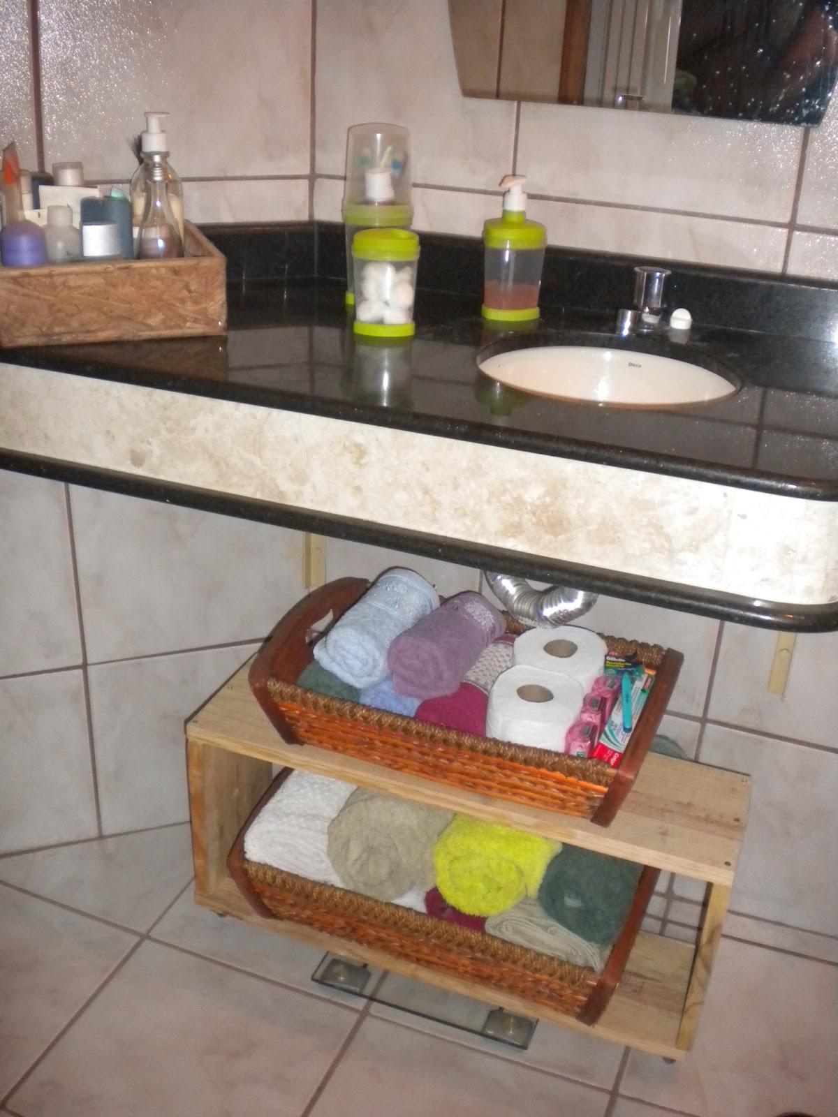 CASA & DECORAÇÃO FAÇA VOCÊ MESMO UM NINCHO PARA BANHEIRO -> Faca Você Mesmo Decoracao De Banheiro