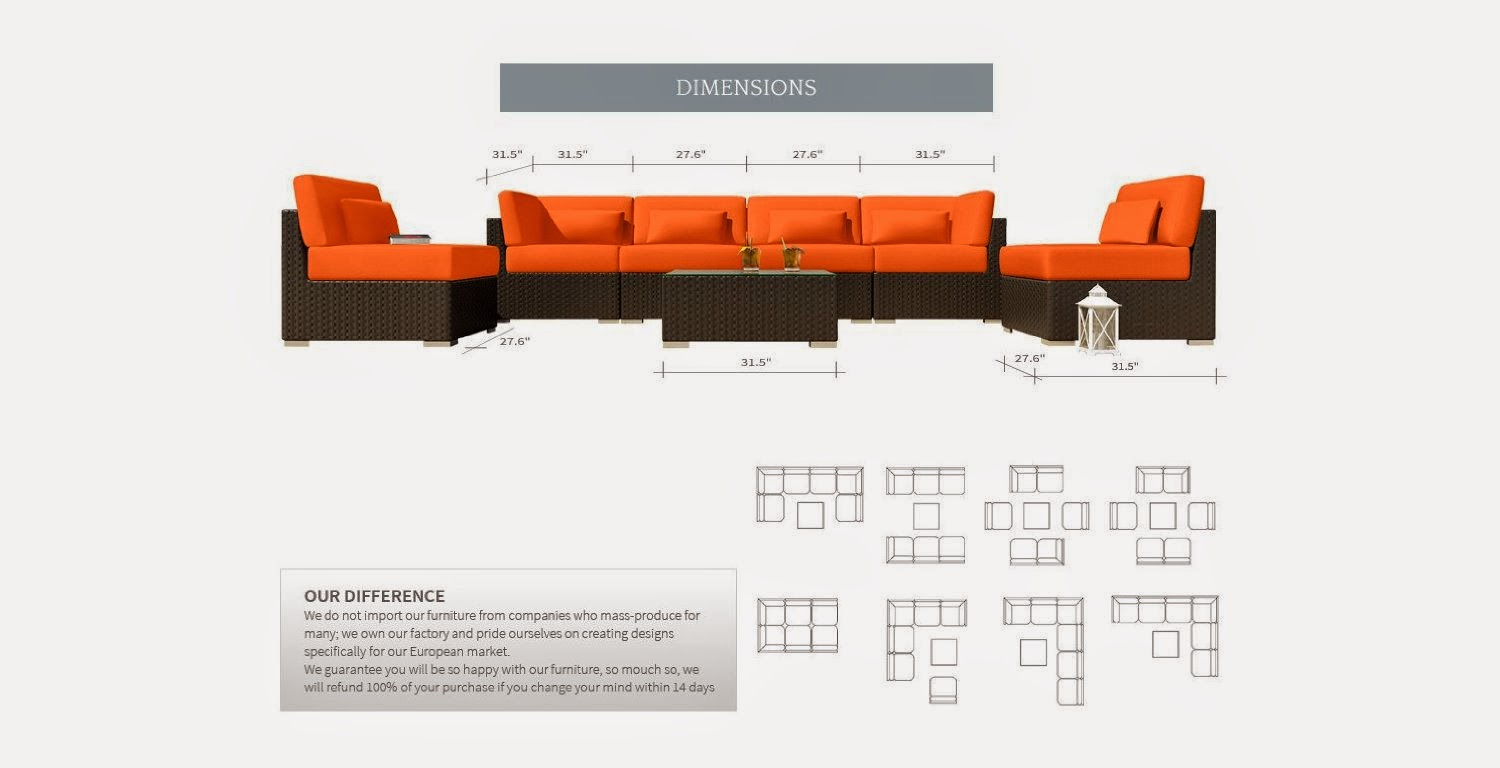 Fresh Sectional Outdoor Furniture ArchitectureNice