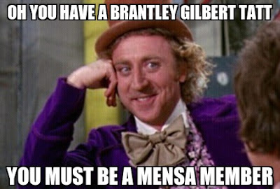 Farce the music condescending wonka weighs in on brantley for Farcical sentence