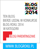 konkurs na blog roku 2014