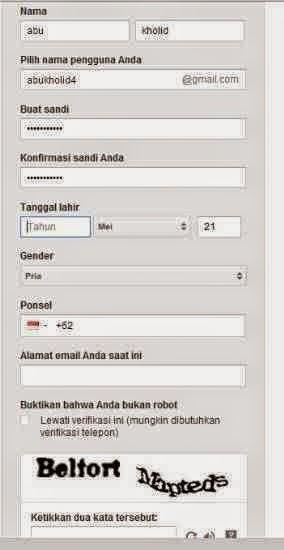 membuat email gmail