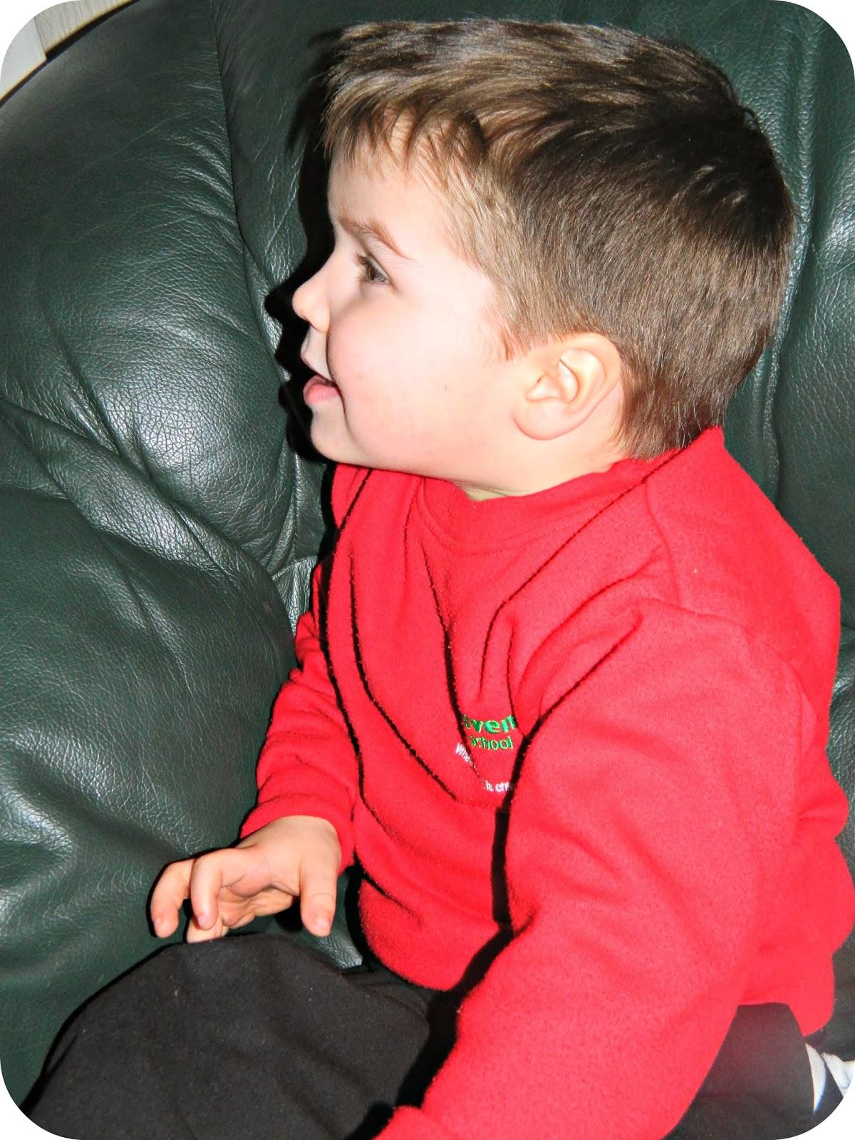 Engrossed in Bedknobs and Broomsticks