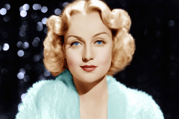 Celebrity of the Month ~ Carole Lombard