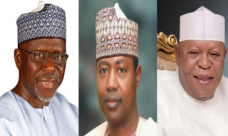 Kogi State governorship candidates