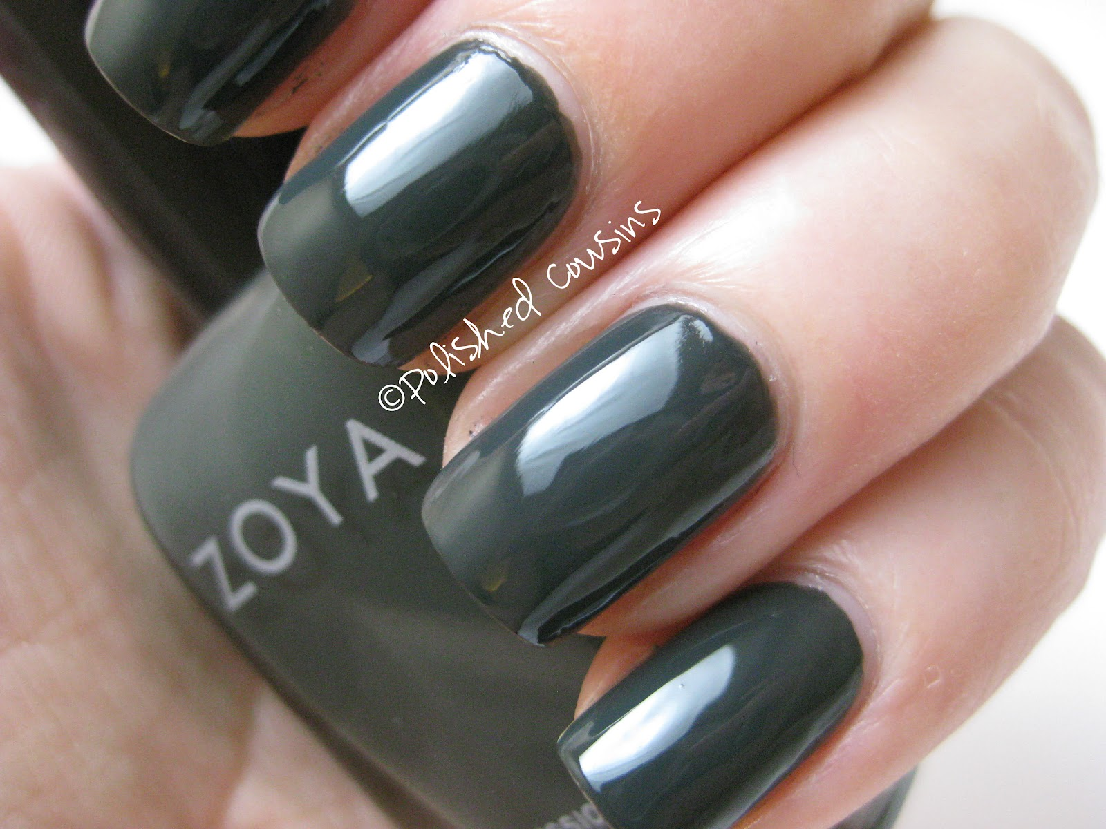 Polished Cousins: Zoya - Fall 2012 Designer Collection