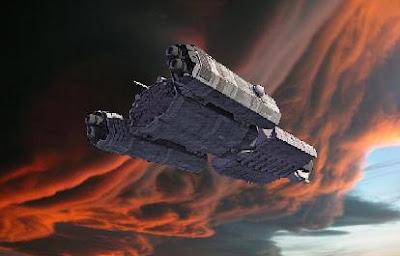 Storm Ship composit picture