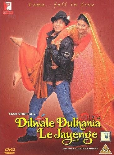 Dilwale Dulhania Le Jayenge 1995 Hindi BRRip 480p 500mb