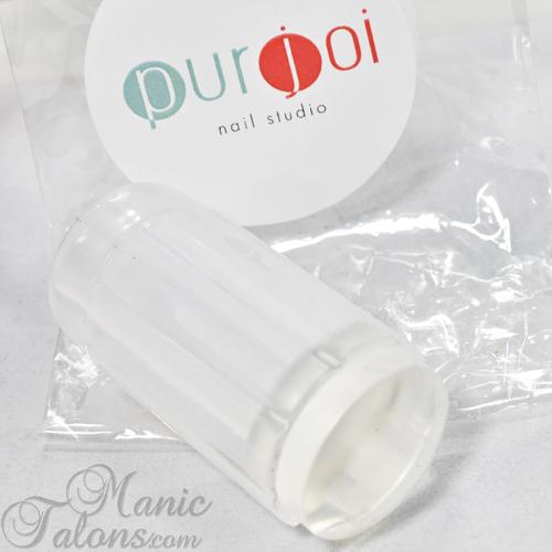 Purjoi Nail Studio Clear Stamper