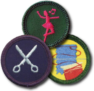 New Gay Scout Badges