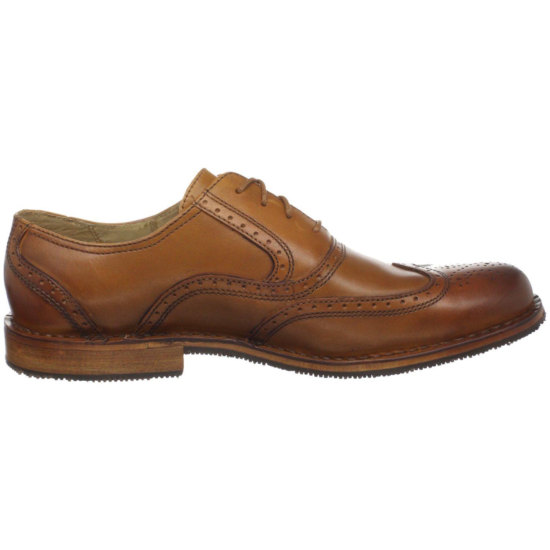 leather shoes for mens sebago s brattle wingtip