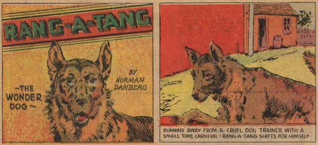 Blue Ribbin 1 Rang-A-Tang