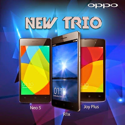 OPPO New Trio