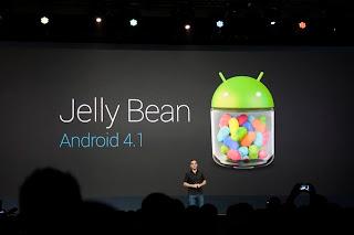 안드로이드 4.1 젤리빈 (Jelly Bean)