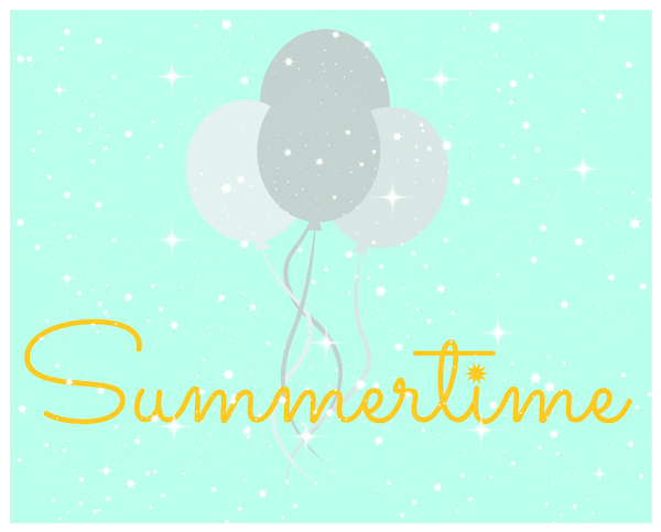 Summertime Printable @ Blissful Roots