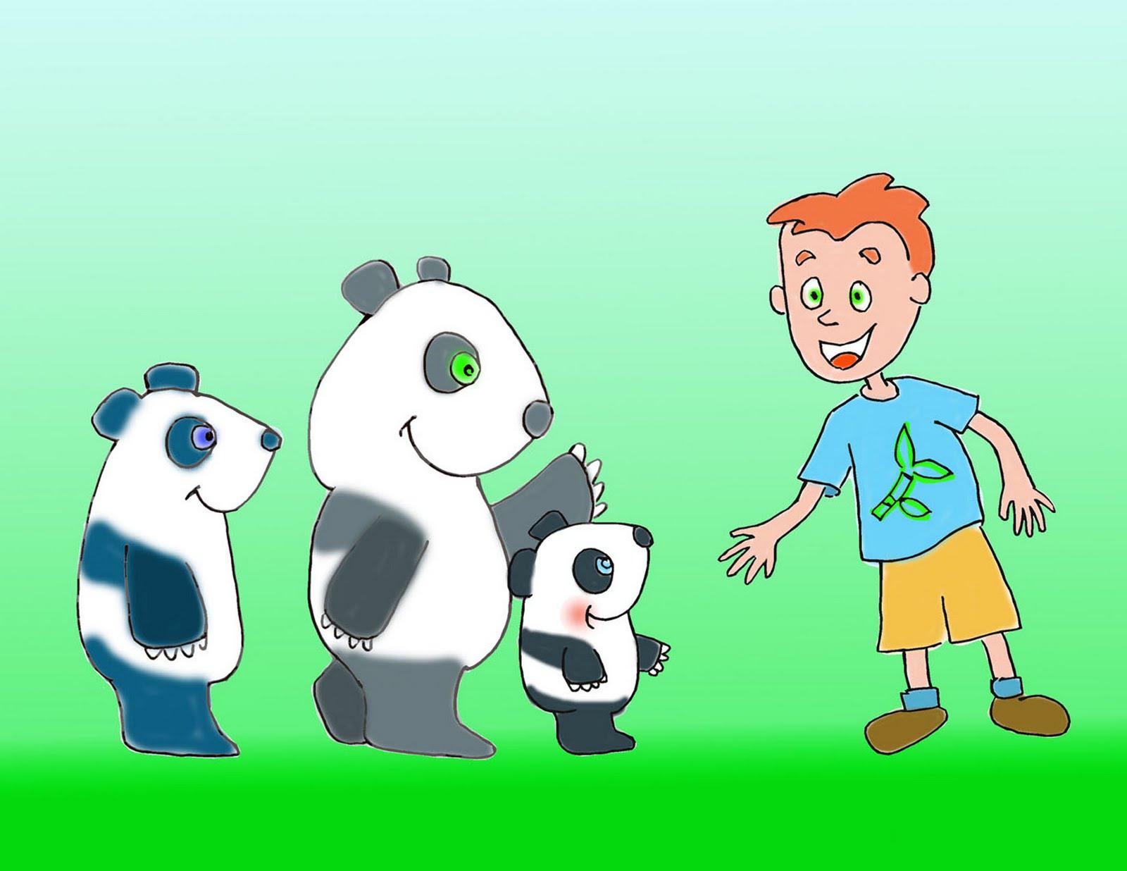 Panda Poem
