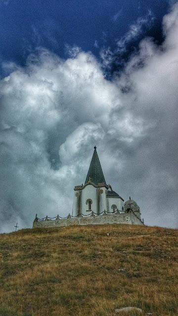 Το εκκλησάκι του Προφήτη Ηλία στο Καϊμάκτσαλαν